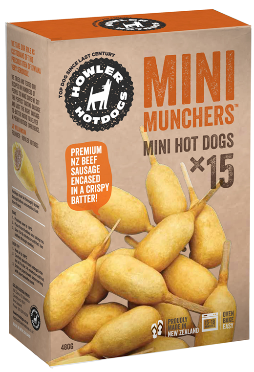 Original Mini Munchers