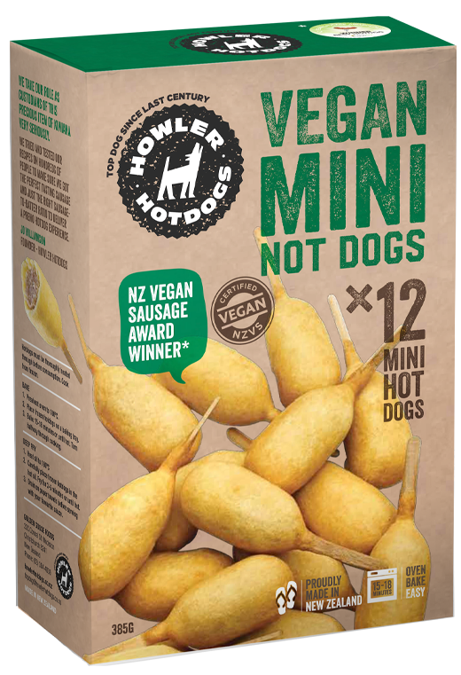Vegan Mini Munchers