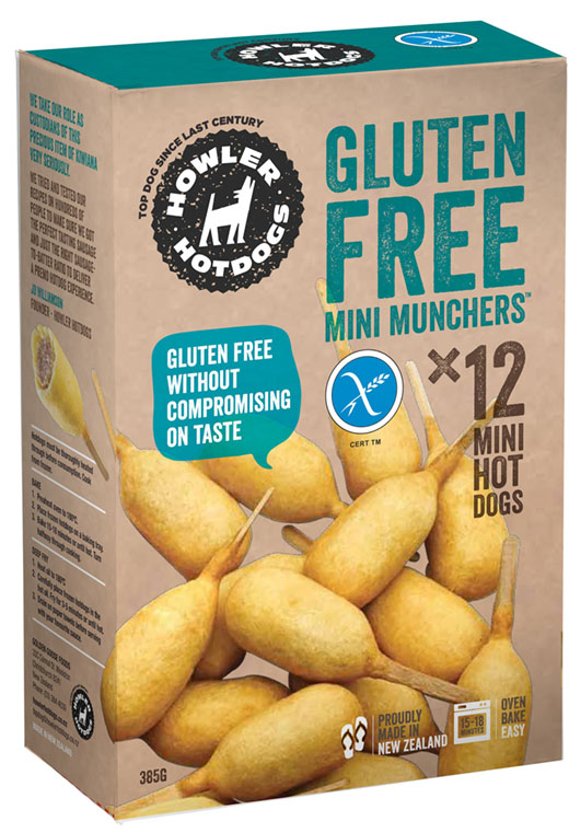 Gluten Free Mini Munchers