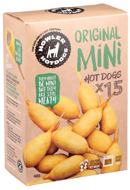 Original Mini Hotdogs