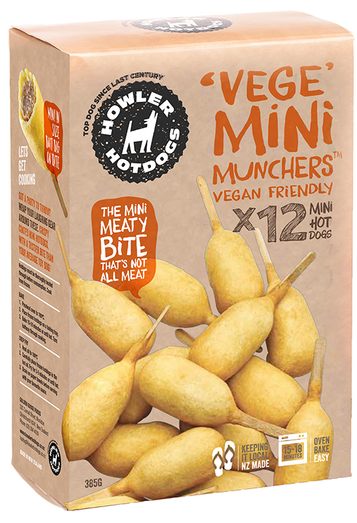 'Vege' Mini Munchers